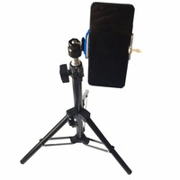 Photo Studio Metal 360 Degree Mini Tripod photo tripod for phoneBall Head Ballhead 1/4Screw 80cm Light stand