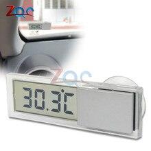 Mini 2 in 1 LCD font b Digital b font Auto Car Truck font b Clock