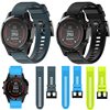 Smart Watch Band Replacement Silicagel Soft Strap For Garmin Fenix 5 GPS Watches Hot Selling Futural