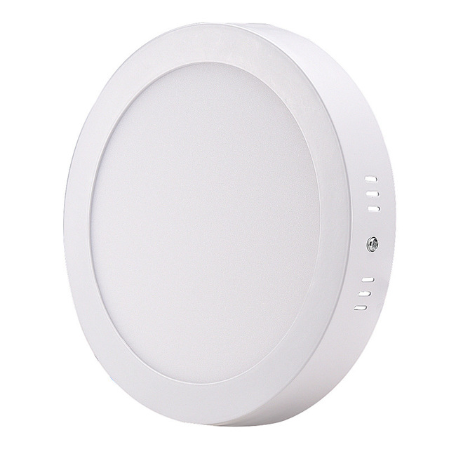 No Cut ceiling 9W 15W 25W Surface mounted led downlight Round panel light SMD Ultra thin circle ceiling Down lamp kitchen