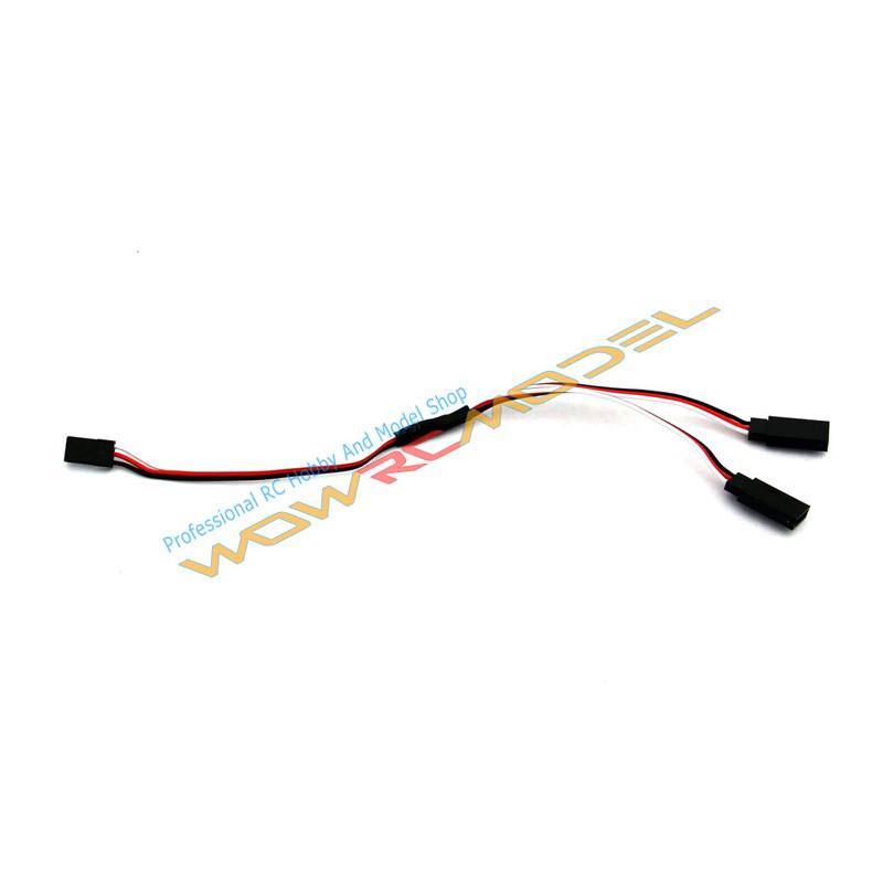 Rc Airplane Servo Wire Diagram