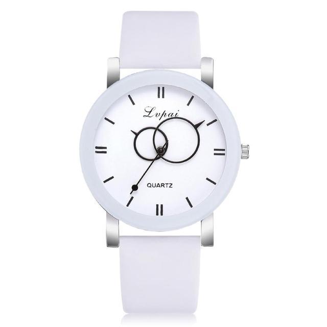 Fashion Women Watch Ladies Wristwatch Luxury High quality Quartz Leather Wrist W