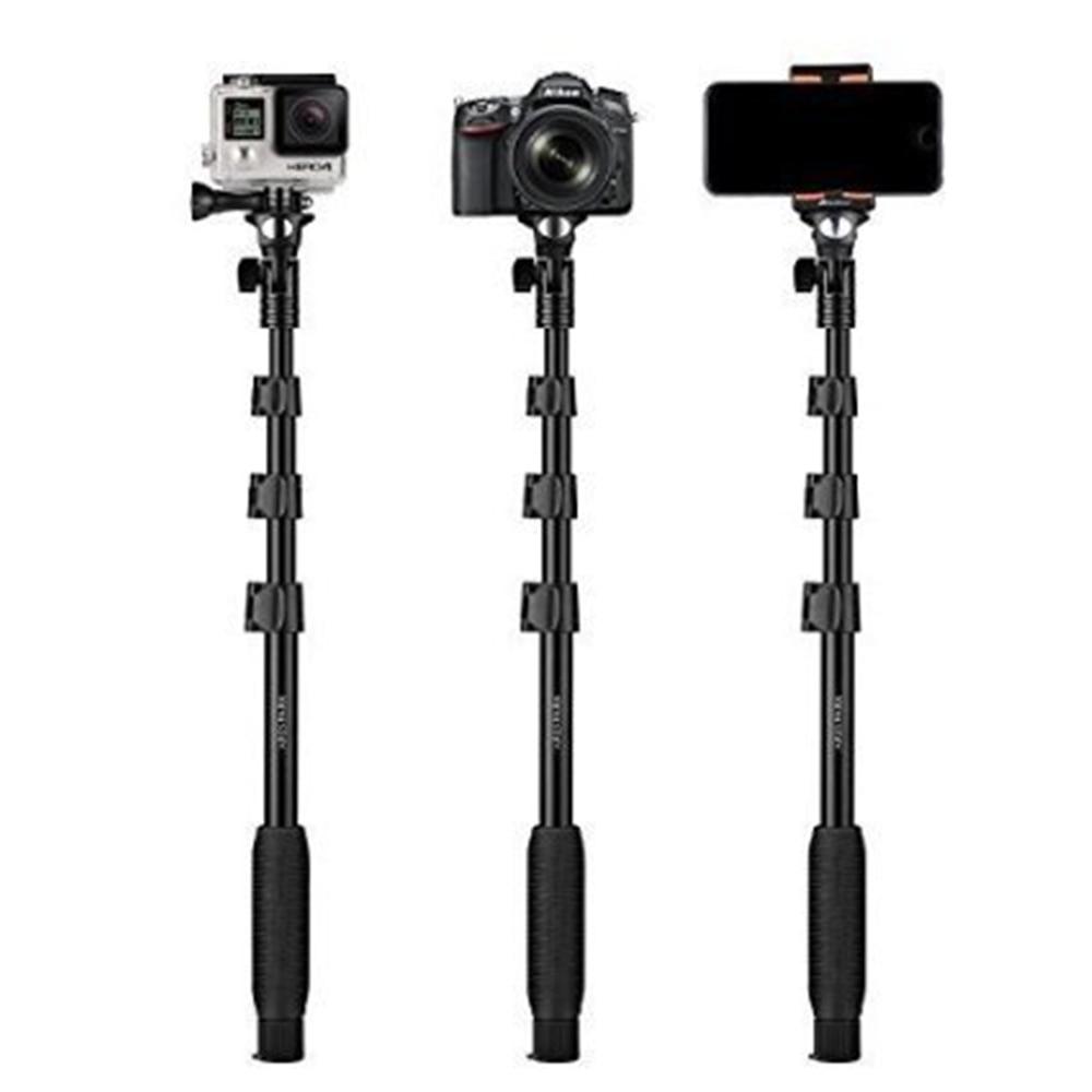 YIXIANG Selfie Stick პორტრეტის Monopod - კამერა და ფოტო - ფოტო 3