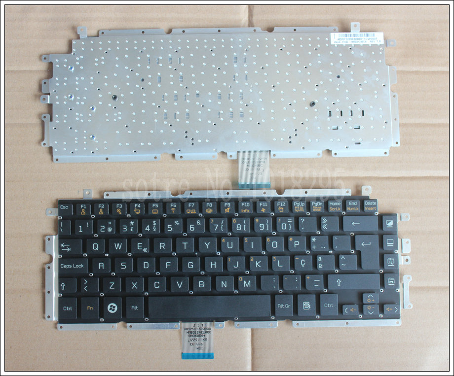 New Portuguese  Laptop Keyboard for LG Z330 Z350 Z355 black Portugal po  keyboard laptop keyboard for gigabyte q1500m q1532m q1532n q1532p q1542c q1700c q1732n q1742f q1742n brazil br france fr portugal po
