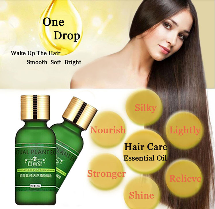 Hair Care Hair Growth Essential Oils Essence Original Authentic 100% Hair Loss Liquid Health Care Beauty Dense Hair Growth Serum 3