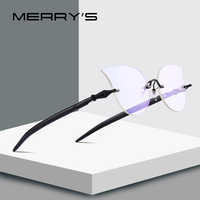 MERRYS DESIGN Women Fashion Cat Eye Glasses Retro Optical Frames Eyeglasses S2081