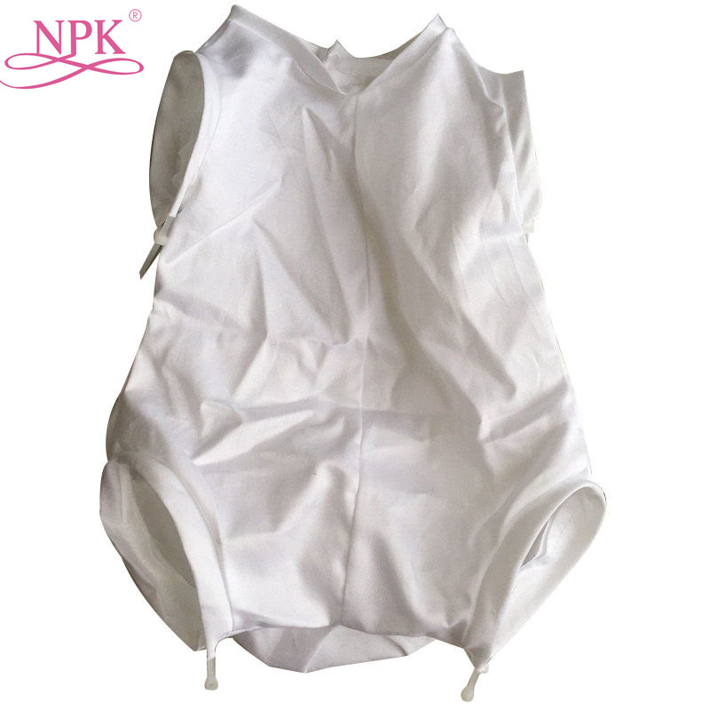 NPK Latest 4/4 Limbs Reborn Doll Kits Cloth Body Fit For 28 Inch Reborn Baby Dolls/Toddler Dolls  Accessories Polyester Fabric