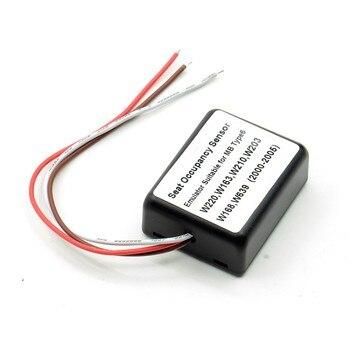 Nuevo asiento de Sensor de ocupación emulador adecuado para MB tipo 6 SRS para mercedes benz W220 W163 W210 W203 W168 W639 2000-2005