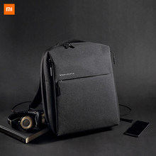 Xiaomi Mijia – sac à dos minimaliste mode urbaine, sac de voyage Business loisirs 295x350x190mm 330g