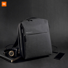 Xiaomi Mijia Fashion Xiaomi minimalistyczny miejski plecak torba podróżna biznes wypoczynek plecak 295*350*190mm 330g