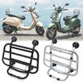 Black Motorcycle Front luggage rack Bracket Holder for 2017 Vespa Sprint Adventure for Primavera 150 2016 2018 2019 Accessories