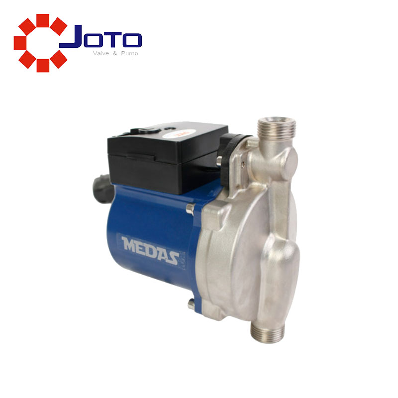 15MP-40-9(A) 120W Household Automatic Silent Electrical Solar Gas Hot Water Heater Booster Pump Pipeline Circulating Pump