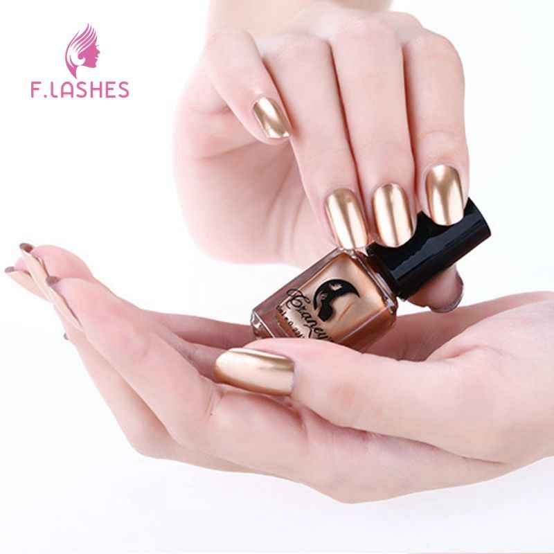 Detail Feedback Questions about 1PC 6ml Mirror Effect Gorgeous Metal ...