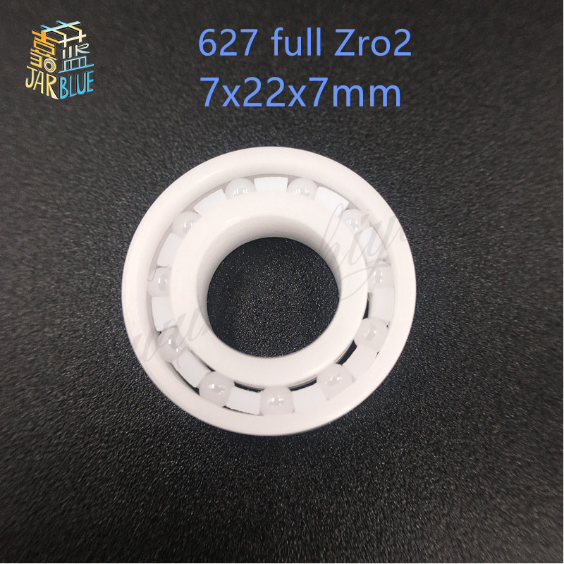 Il trasporto Libero 627 zro2 ceramica integrale cuscinetto a sfere 7x22x7mmIl trasporto Libero 627 zro2 ceramica integrale cuscinetto a sfere 7x22x7mm