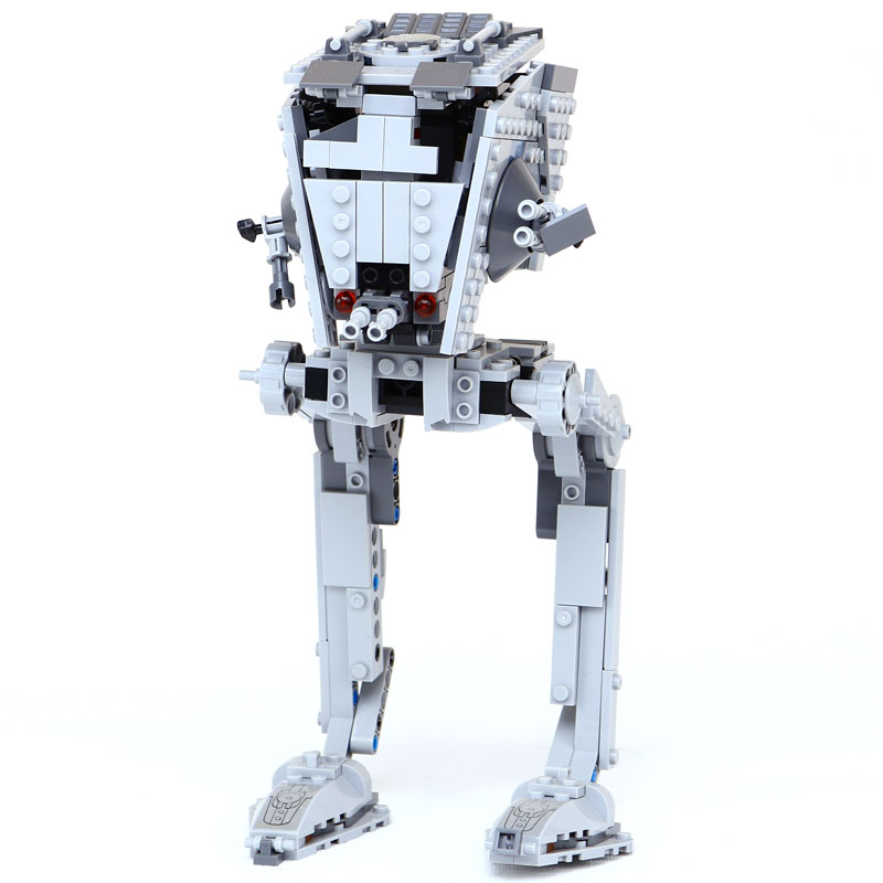 Lepin 05052 Star Series War Out of print AT Model ST Set Building Blocks Bricks Model legoinglys Boys Toys Children Gifts 75153 star series war the rogue one at set st walker educational building blocks bricks toys compatible lepins diy model figures