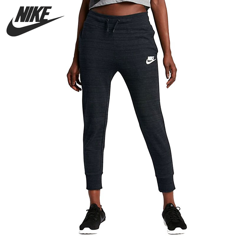 Original New Arrival 2018 NIKE AS W NSW AV15 9/10 PANT KNT Women's Pants Sportswear electric nylon rope webbing belt electric hot knife rope cutting machine