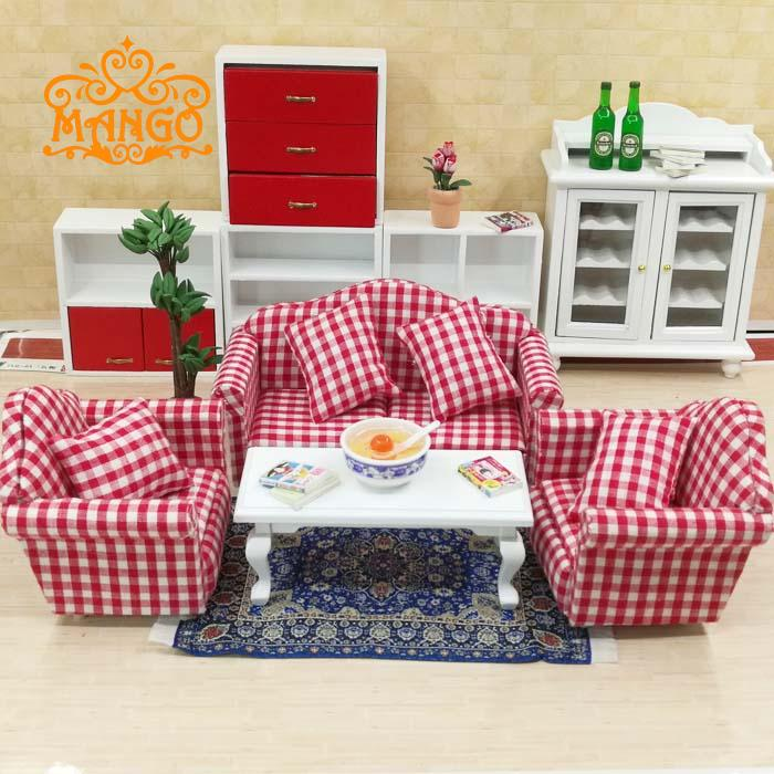 1:12 Cute MINI Dollhouse Miniature Furniture accessories dollhouse ...