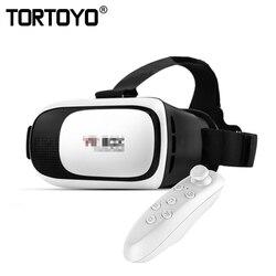 Immersive VR Glasses II 3D Movie Game Helmet Virtual Reality Box For iPhone Huawei Xiaomi 4.0