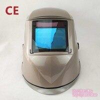 Welding Helmet Top View 100x73mm 3 94x2 87 Top Optical Class 1111 4 Sensors Shade DIN