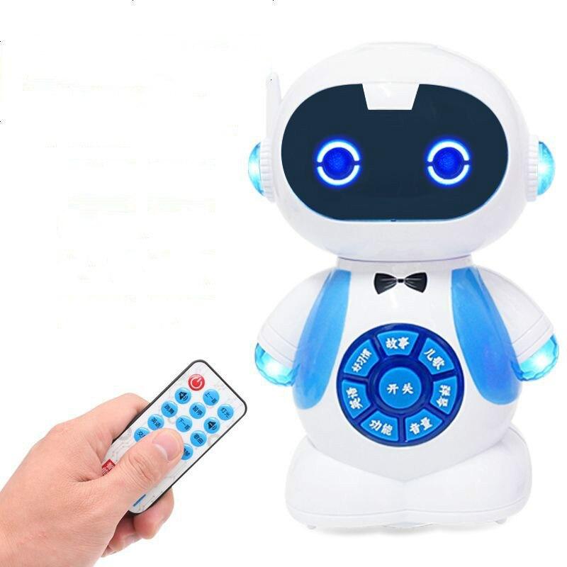 Robots RC jouets télécommandés programme intelligent robotique danse chant geste détection enregistrement meilleurs jouets robot