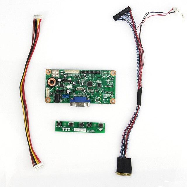 М. RT2270 LCD/LED Драйвер Контроллера Совета (VGA) LVDS Монитор Повторное Использование Ноутбука 1024x600 Для B101AW06 V.1 N101L6-L01