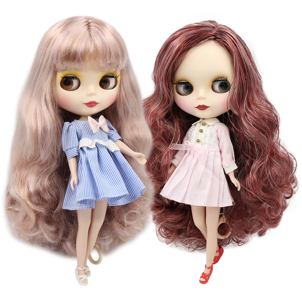 1/6 ICY Factory Blyth Doll Bjd Naked Doll Normal Body 30cm Special Offer Doll On Sale