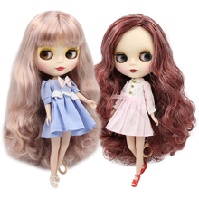 ICY factory blyth doll bjd toy naked doll normal body 30cm special offer 1/6 doll on sale
