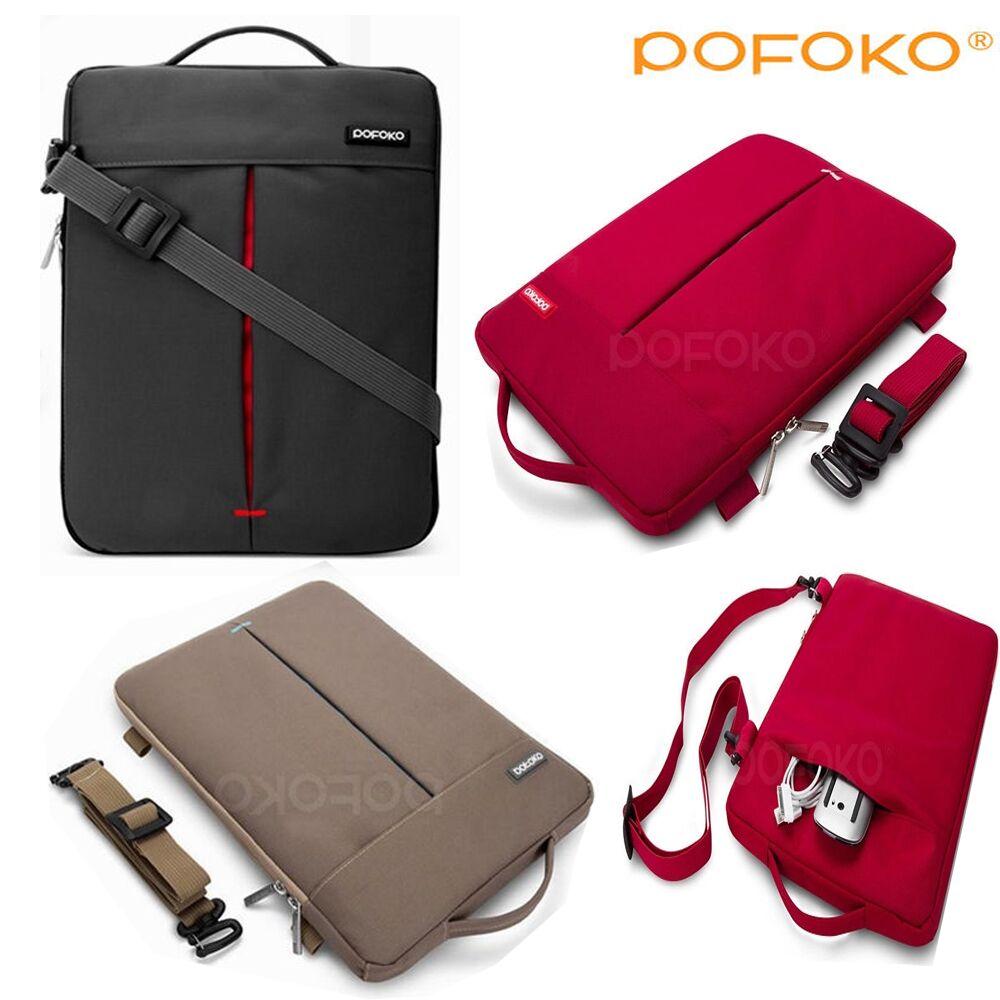 11 13.3 15.4 inch shoulder bag for MacBook Air Pro laptop bag men's business casual messenger bag 12 inch computer sleeve bag