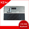 English UK (GB) Keyboard for HP ProBook 4510s 4515s 4710s 4750s Without Frame Laptop UK keyboard