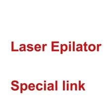 Дамский лазерный эпилятор перезаряжаемый машинка для стрижки волос гладкое касание удаление волос мгновенная боль бесплатно бритва датчик света безопасно
