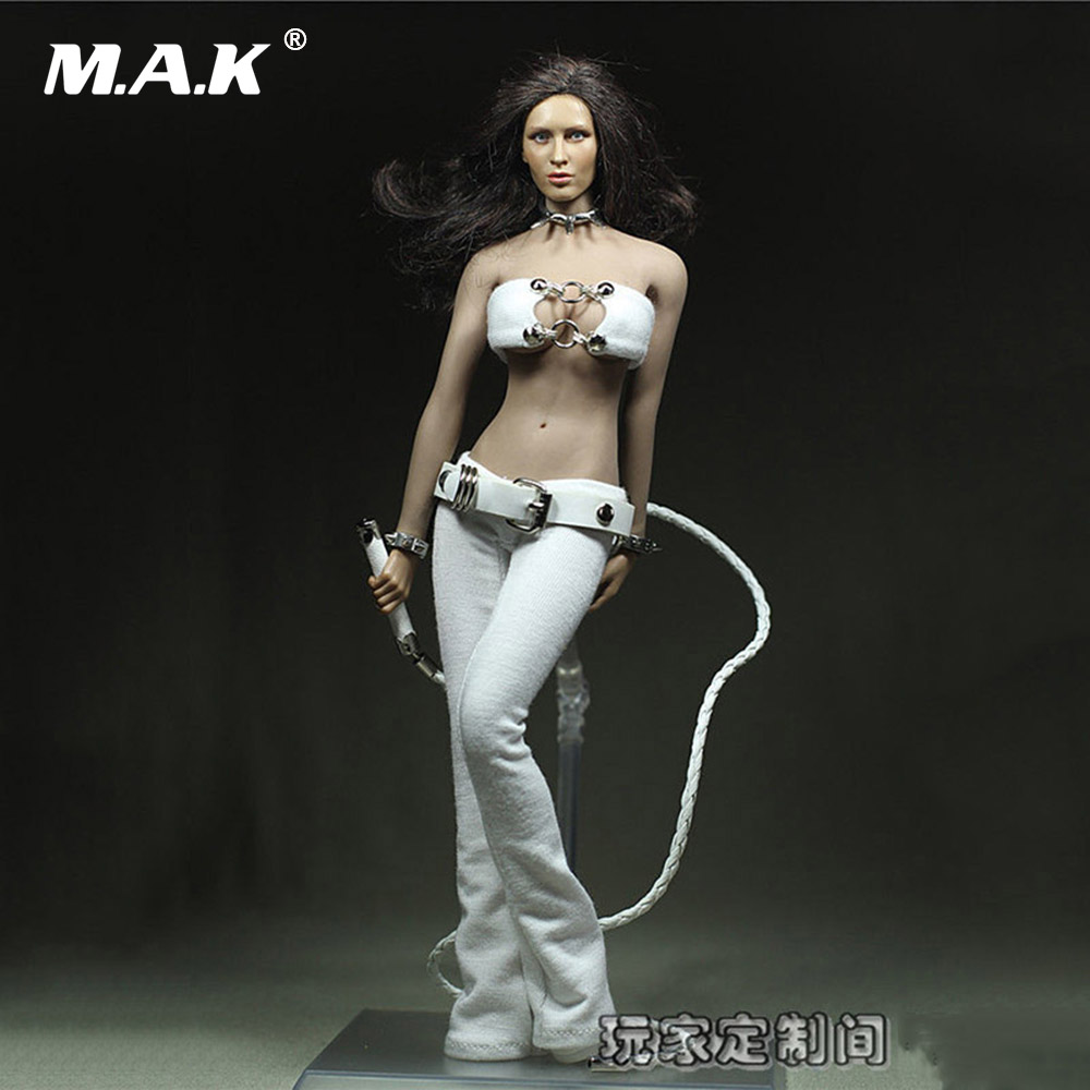1/6 Scale Woman Clothing Sexy Female Clothes Executioner torturer for 12 inches Female Largest Bust Action Figure Doll Toys custom 1 6 scale denon female soldier clothing for 12 phicen large medium bust body doll toys accessories p45