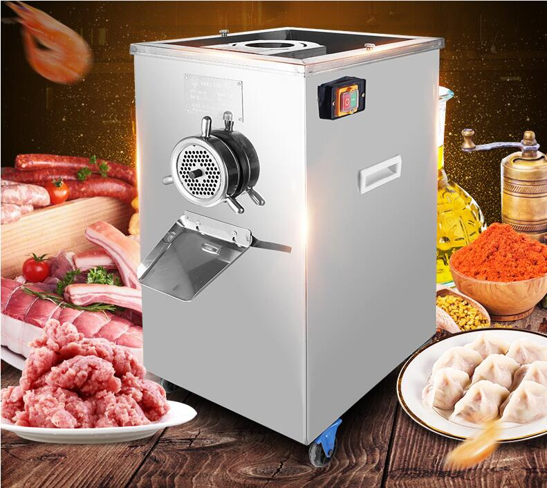 Electric Meat Mincer Commercial Electric Meat Mincing Machine Stainless Steel Multifunctional Meat Grinder 42Electric Meat Mincer Commercial Electric Meat Mincing Machine Stainless Steel Multifunctional Meat Grinder 42