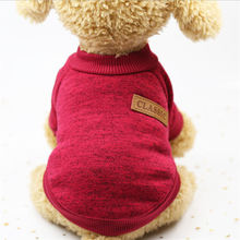 Warm Dog Clothes for Small Dogs Clothing Coats Jacket Pet Chihuahua coat