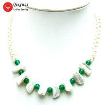 Ожерелье женское из натурального жемчуга 6 7 мм 12 15