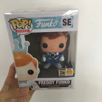 Fundays 2017 Exclusive Funko pop Official Freddy Blue Ranger Limited Edition 525pcs Vinyl Action Figure Collectible Model Toy