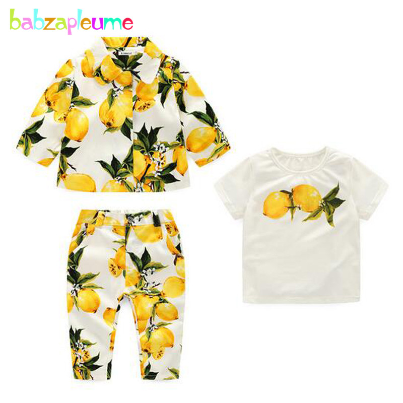 babzapleume spring autumn baby girls boutique clothing sets fashion style children jacket+t-shirt+pants kids clothes 3pcs BC1500