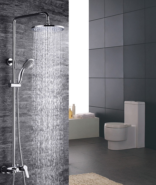 Germany Air Saving Technology! With 7 Functions Hand Shower Bathroom ...