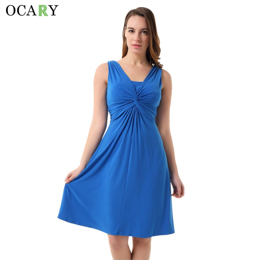 Buy Cheap OCARY Brand Quality Sexy Criss-cross Club Dress Fashion Draped Party Dress 2016 Casual Women Summer Dress Plus Size XL Vestidos