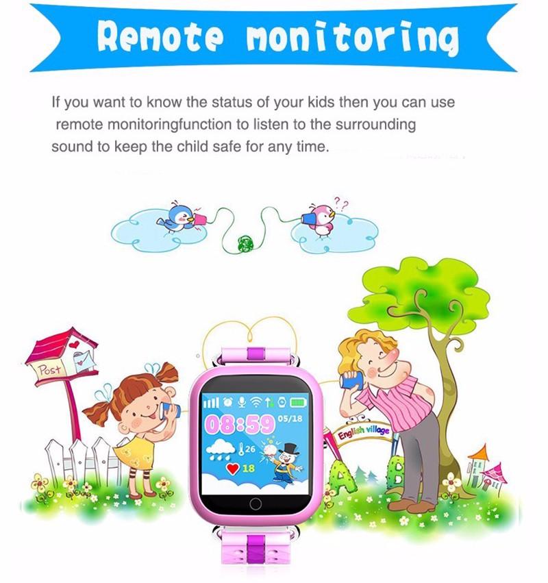 E1222 Q750 Smart Watch GPS-19