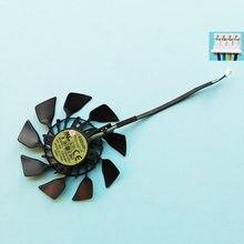Para everflow t129215su 12 v 0.5a vga cartão ventilador de refrigeração cooler para asus placa gráfica gtx780 gtx780ti r9 280 290 r9 280x 290x