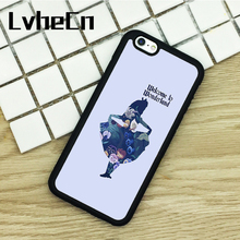 LvheCn TPU Phone Cases For iPhone 6 6S 7 8 Plus X 5 5S 5C SE 4 4S 6 Cover e25db95bb139
