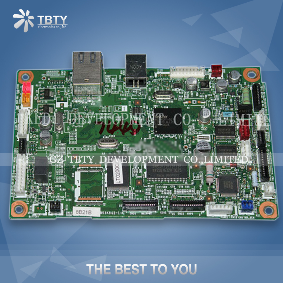 100% Test Main Board For Brother MFC 7440N MFC7440N MFC-7440N Formatter Board Mainboard On Sale main board for brother mfc 7840n mfc 7840 mfc 7840 7840n formatter board mainboard