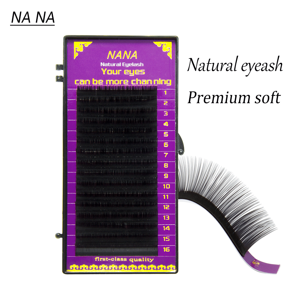 3b8a865c9ce 1 case free individual eyelash extension eyelash extension mink natural  eyelashes