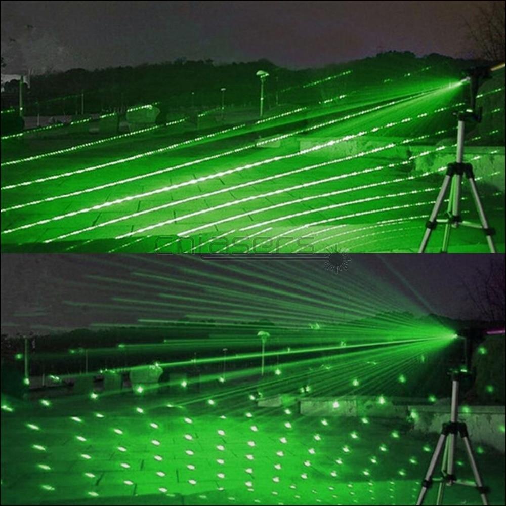 verde caneta laser visível de alta potência