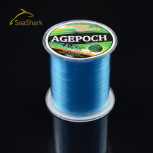 SEA SHARK Extreme Strong Monofilament Nylon Fishing Line 500m Carp Fishing Wire Cable Japan Line 8-25lb Strong Quality
