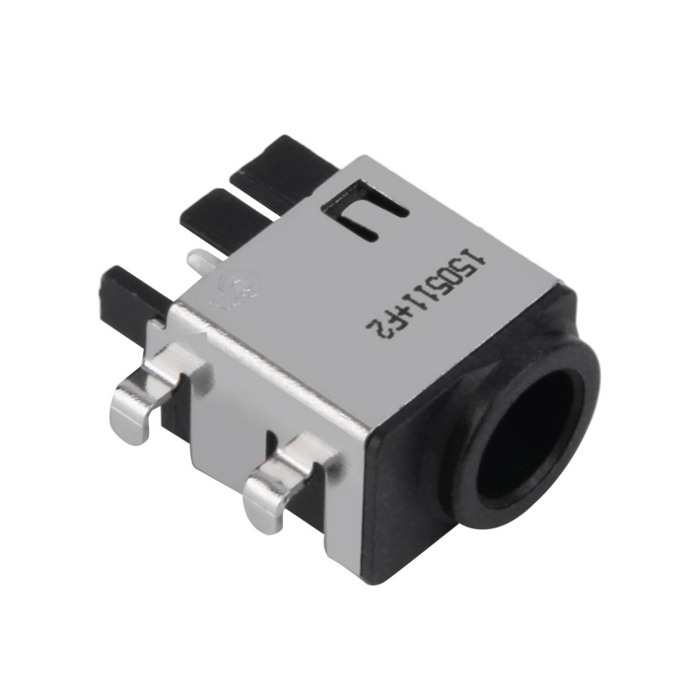 High Quality DC Power Jack Socket Plug Connector Port For SAMSUNG RC510 Mother Board 20pcs 5 5mm x 2 1mm round dc socket panel mounting power adapter dc power jack socket connector plug receptacle plastic