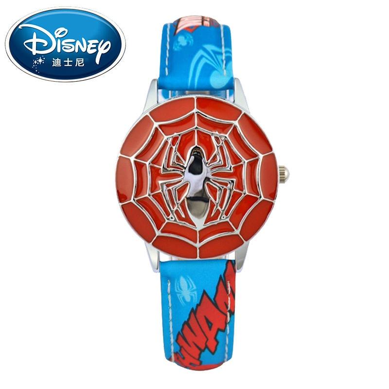2017 Disney Kids Watch Children Watch Super Hero Fashion Simple Cool Wristwatches Girls Mickey Mouse Gift