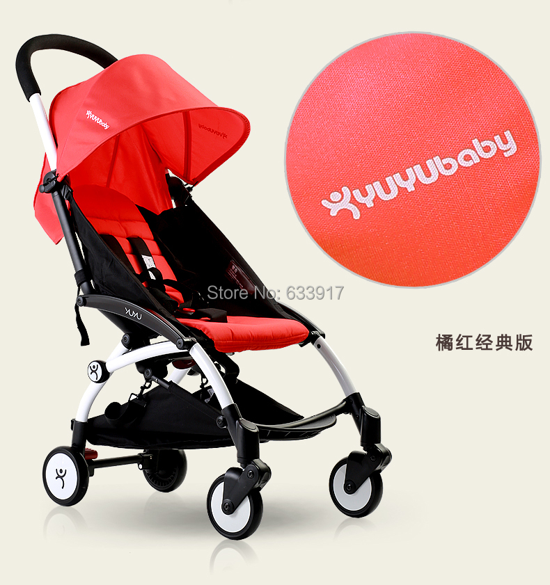 New arrival light weight brand YUYU stroller which like Babyzen
