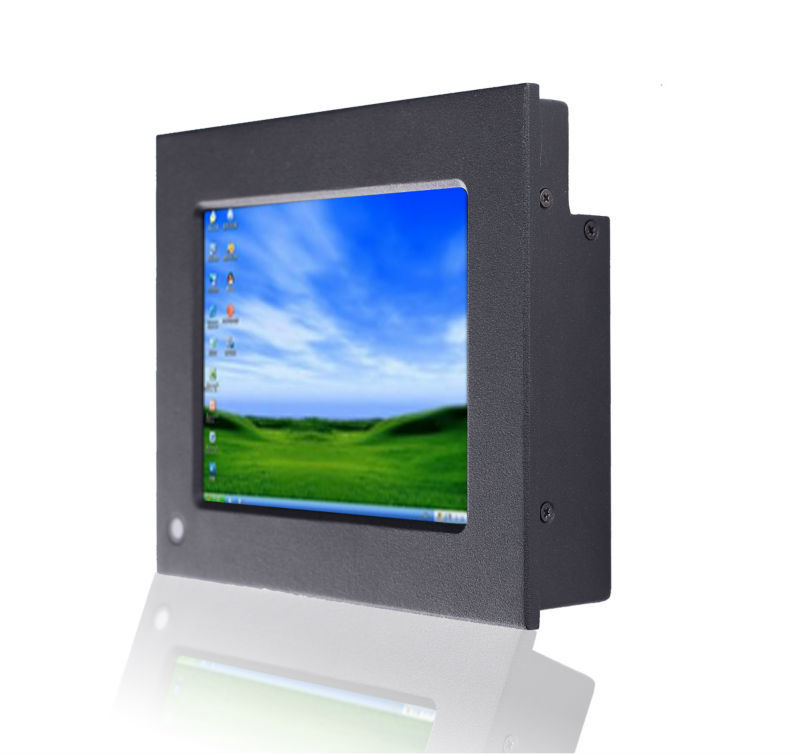 6 5 Inch Semi Rugged Industrial Computer Monitor Flat