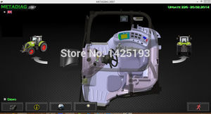 Image 2 - Claas için MetaDiag 2007 (güncelleme 2016)
